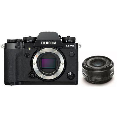 Für weitere Info hier klicken. Artikel: Fujifilm X-T3 + XF 2,0/18 R schwarz