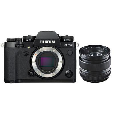 Für weitere Info hier klicken. Artikel: Fujifilm X-T3 + XF 2,8/14 R schwarz