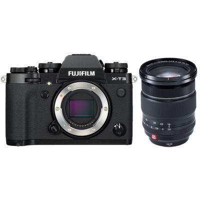 Für weitere Info hier klicken. Artikel: Fujifilm X-T3, XF 2,8/16-55 R LM WR Fujifilm X schwarz