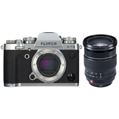Für weitere Info hier klicken. Artikel: Fujifilm X-T3, XF 2,8/16-55 R LM WR Fujifilm X silber