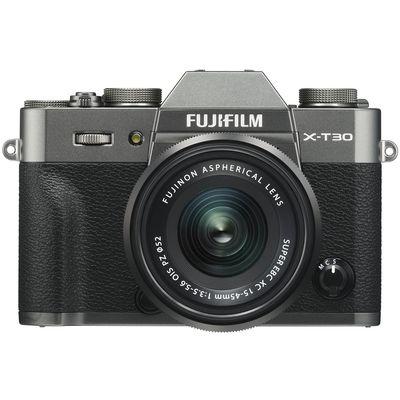 Für weitere Info hier klicken. Artikel: Fujifilm X-T30, XC 15-45 OIS PZ Fujifilm X anthrazit