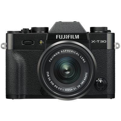 Für weitere Info hier klicken. Artikel: Fujifilm X-T30 + XC 15-45mm OIS PZ Fujifilm X schwarz
