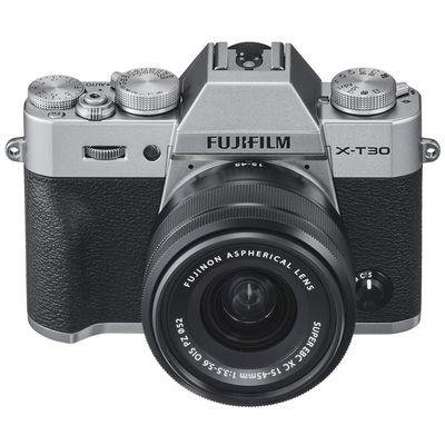 Für weitere Info hier klicken. Artikel: Fujifilm X-T30 + XC 15-45mm OIS PZ Fujifilm X silber