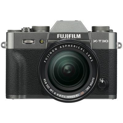 Für weitere Info hier klicken. Artikel: Fujifilm X-T30, XF 18-55 R LM OIS Fujifilm X anthrazit