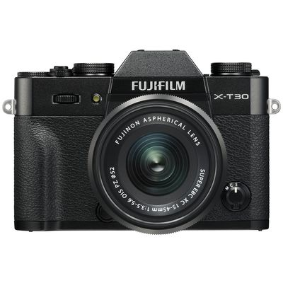 Für weitere Info hier klicken. Artikel: Fujifilm X-T30 + XF 18-55mm f/2,8-4,0 R LM OIS Fujifilm X schwarz