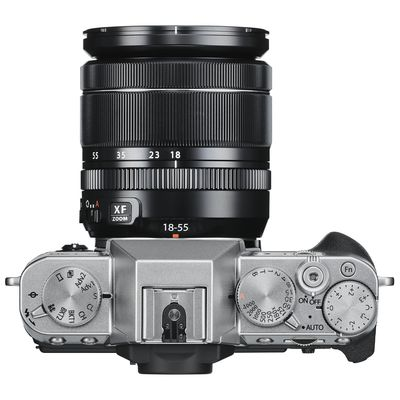 Für weitere Info hier klicken. Artikel: Fujifilm X-T30 + XF 18-55mm f/2,8-4,0 R LM OIS Fujifilm X silber