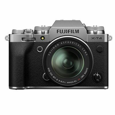Für weitere Info hier klicken. Artikel: Fujifilm X-T4 + XF 18-55 f/2,8-4,0 R LM OIS silber