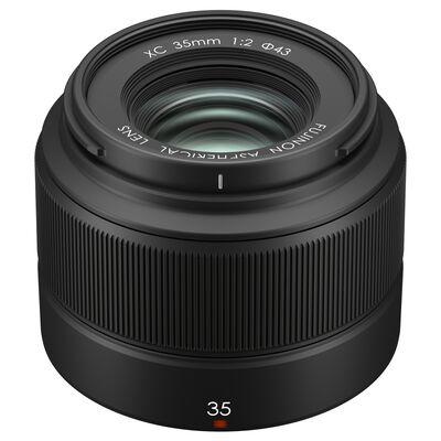 Für weitere Info hier klicken. Artikel: Fujifilm XC 35mm f/2,0 Fujifilm X schwarz