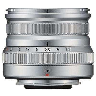 Für weitere Info hier klicken. Artikel: Fujifilm XF 16mm f/2,8 R WR Fujifilm X silber
