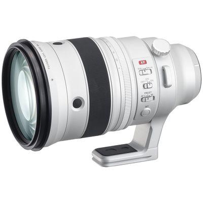 Für weitere Info hier klicken. Artikel: Fujifilm XF 200mm f/2,0 R LM OIS WR + Telekonverter XF 1.4X TC F2 WR grau-silber Fujifilm X