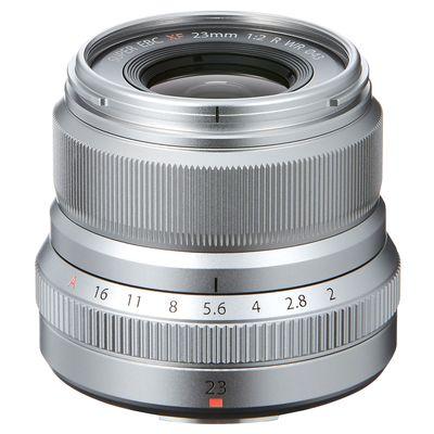Für weitere Info hier klicken. Artikel: Fujifilm XF 2,0/23 mm WR Fujifilm X silber