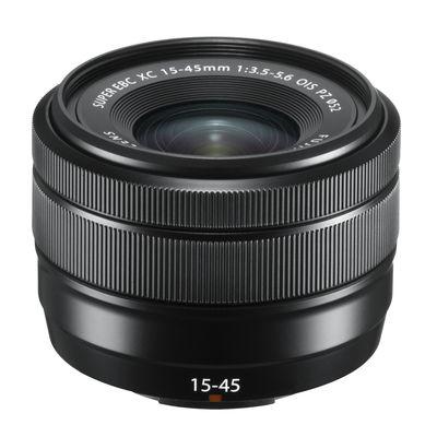 Für weitere Info hier klicken. Artikel: Fujifilm XC 15-45mm f/3,5-5,6 OIS PZ Fujifilm X schwarz