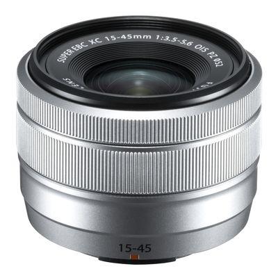Für weitere Info hier klicken. Artikel: Fujifilm XC 3,5-5,6/15-45 OIS PZ silber