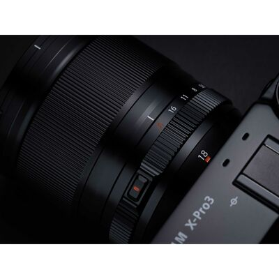 Für weitere Info hier klicken. Artikel: Fujifilm XF18mm f/1.4 R LM WR Fujifilm X