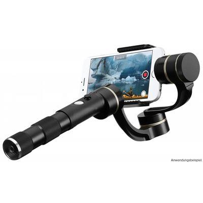 Für weitere Info hier klicken. Artikel: Fy-tech Gimbal G4 Pro für Smartphones (3-Achsen)