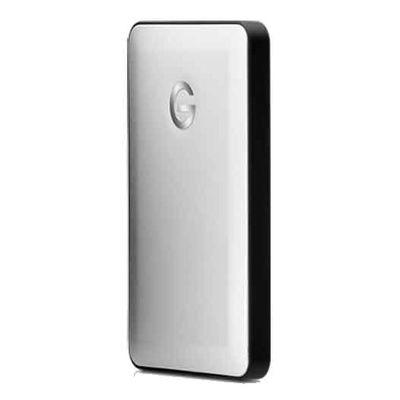 Für weitere Info hier klicken. Artikel: G-technology G-Drive mobile Drive 7200 silber USB 3.0 1 TB