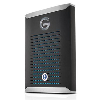 Für weitere Info hier klicken. Artikel: G-technology G-Drive Mobile Pro Thunderbolt 3 SSD schwarz 500 GB