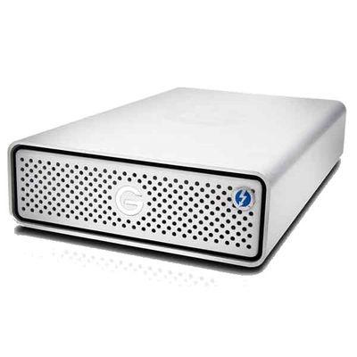 Für weitere Info hier klicken. Artikel: G-technology G-Drive Thunderbolt 3 silber 6 TB