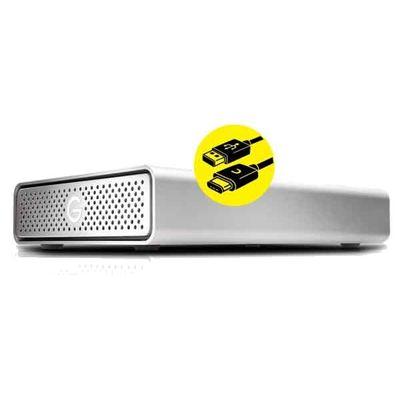 Für weitere Info hier klicken. Artikel: G-technology G-Drive USB-C USB 3.1 4 TB