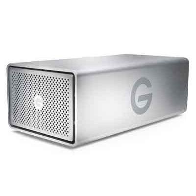 Für weitere Info hier klicken. Artikel: G-technology G-Raid USB G1 silber abnehmbares Dual-Festplattensystem 8 TB