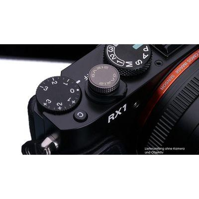 Für weitere Info hier klicken. Artikel: Gariz Auslöseknopf XA-SB4S für Sony Cybershot RX1/RX1R/RX1RII und RX10/RX10II gunmetal