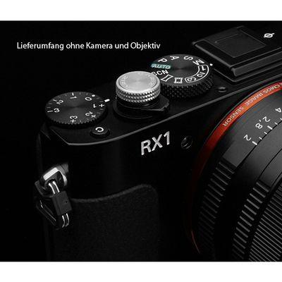 Für weitere Info hier klicken. Artikel: Gariz Auslöseknopf XA-SBA2S für Sony Cybershot RX1/RX1R/RX1RII und RX10/RX10II silver