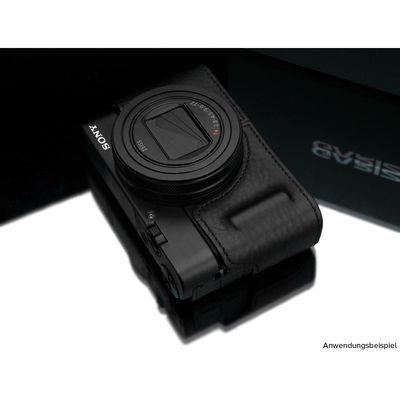 Für weitere Info hier klicken. Artikel: Gariz Half Case für RX100M6 Black