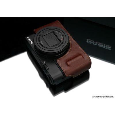 Für weitere Info hier klicken. Artikel: Gariz Half Case für RX100M6 braun