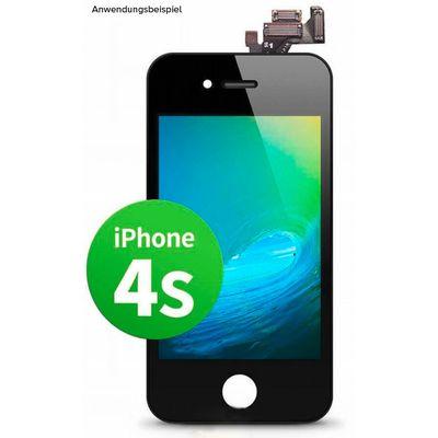 Für weitere Info hier klicken. Artikel: Giga Fixxoo iPhone 4S Display schwarz