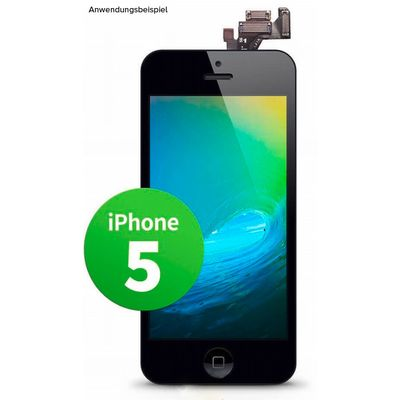 Für weitere Info hier klicken. Artikel: Giga Fixxoo iPhone 5 Display schwarz