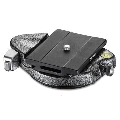 Für weitere Info hier klicken. Artikel: Gitzo GS5760D Schnellwechsel Adapter C Serie 5
