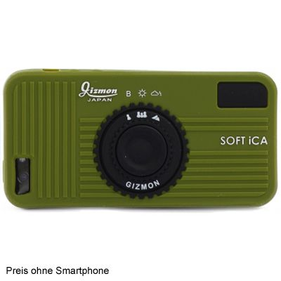 Für weitere Info hier klicken. Artikel: Gizmon iCA 5 Soft iPhone Case dunkelgrün