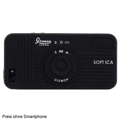 Für weitere Info hier klicken. Artikel: Gizmon iCA 5 Soft iPhone Case schwarz