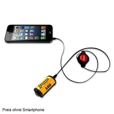 Für weitere Info hier klicken. Artikel: Gizmon iCA Remote Shutter gelb