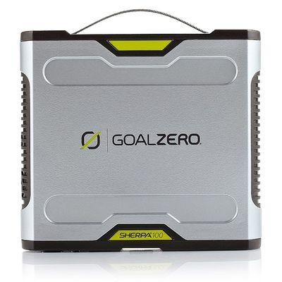 Für weitere Info hier klicken. Artikel: GoalZero Sherpa 100 Recharger 100Wh