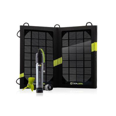 Für weitere Info hier klicken. Artikel: GoalZero Switch10 Solar Recharging Kit