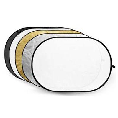Für weitere Info hier klicken. Artikel: Godox Reflektor 5-in-1 Gold, silber, Black, weiß, Transluzent 150X200cm
