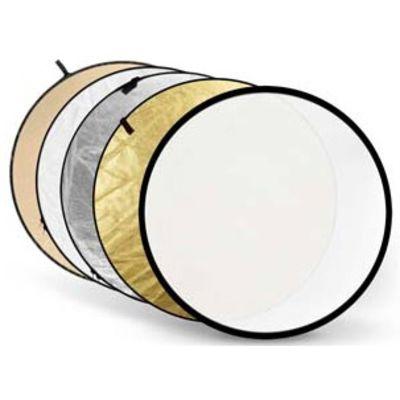 Für weitere Info hier klicken. Artikel: Godox 5-in-1 Gold, silber, Soft Gold, weiß, Transluzent 80cm