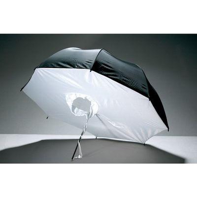 Für weitere Info hier klicken. Artikel: Godox Blitzschirm Box weiß-silber 101cm