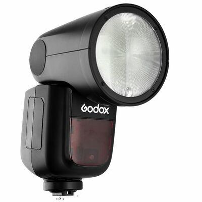 Für weitere Info hier klicken. Artikel: Godox Speedlite V1 Canon