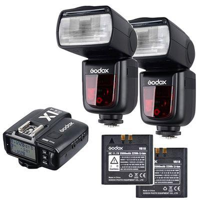 Für weitere Info hier klicken. Artikel: Godox Speedlite V860II Trigger Pro Kit Fujifilm