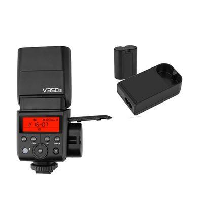 Für weitere Info hier klicken. Artikel: Godox Speedlite Ving V350 Olympus-Panasonic