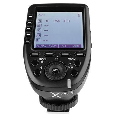 Für weitere Info hier klicken. Artikel: Godox X PRO S transmitter für Sony