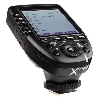 Für weitere Info hier klicken. Artikel: Godox X PRO Transmitter Sony