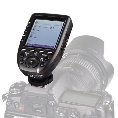 Für weitere Info hier klicken. Artikel: Godox X PRO Transmitter Canon