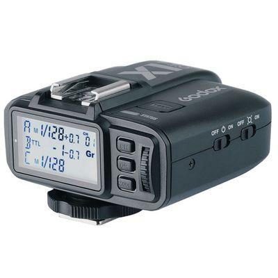 Für weitere Info hier klicken. Artikel: Godox X1 transmitter Canon