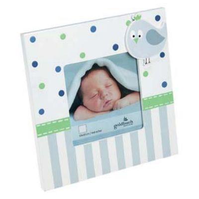 Für weitere Info hier klicken. Artikel: goldbuch Babyworld Wal 10x10 MDF Portraitrahmen weiss