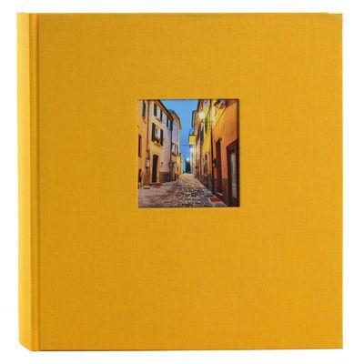Für weitere Info hier klicken. Artikel: goldbuch Bella Vista 30x31,schwarze Seite, 60 Blatt gelb