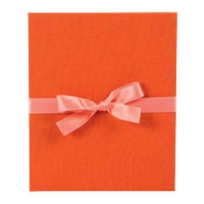 Für weitere Info hier klicken. Artikel: goldbuch Display Leporello Bella Vista Trend 2 sortiert für 10 Fotos 13x18 schwarze Blätter orange