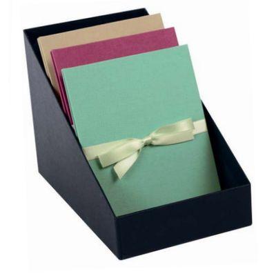 Für weitere Info hier klicken. Artikel: goldbuch Display Leporello Bella Vista Trend 15,5x19 schwarz aqua
